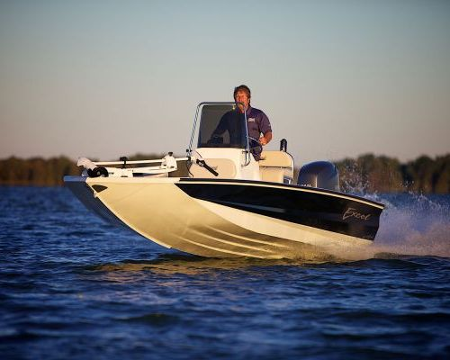 Excel Boats 220 Bay Center Console Bay Boat