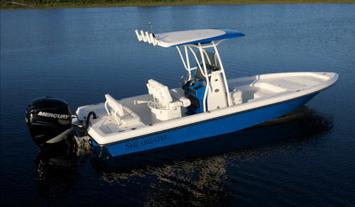 ShearWater_Boats_23LTZ_Center_Console_Bay_Boat