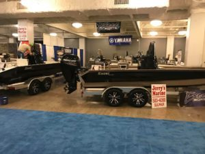 Excel Aluminum Bay Boats Lake Charles Boat Show 2018