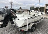 Excel 183 18' Aluminum Bay Boat 183 Bay Pro