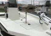 Excel 18' Aluminum Bay Boat Front Deck