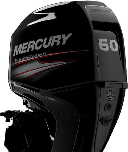 Mercury Outboards Fourstoke 2 to 60
