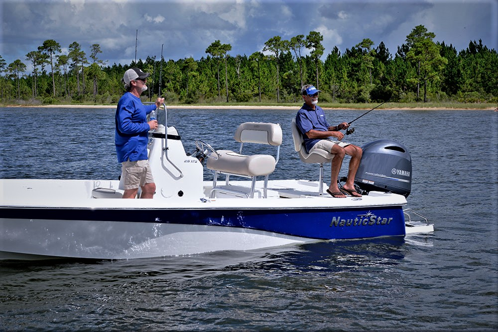 Nautic Star 215XTS SB