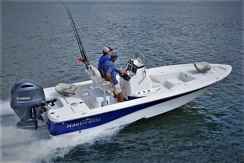 Nautic Star 215XTS