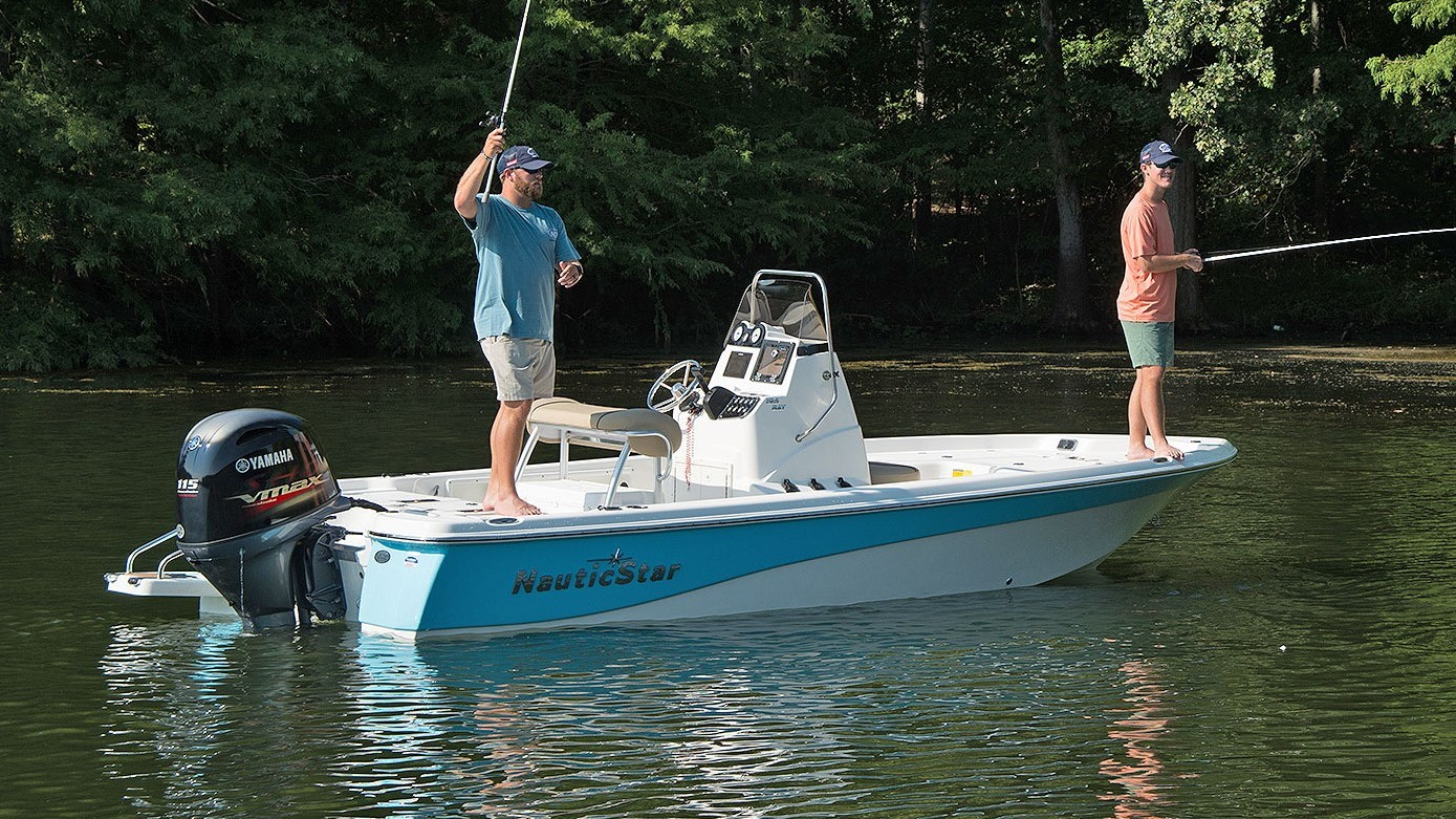 Nautic Star Boats Dealer 195 Bay Saltwater Fishing
