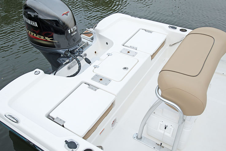 Nautic Star Boats Dealer 195 Bay Rear Deck