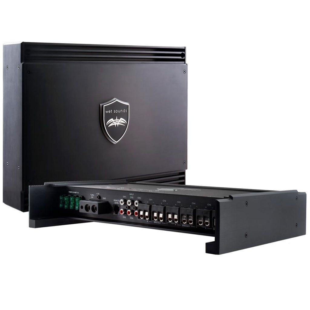 Wet Sounds Amplifiers