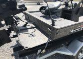GatorTail Surface Drive Boats and Mud Motors drop deck hunt deck