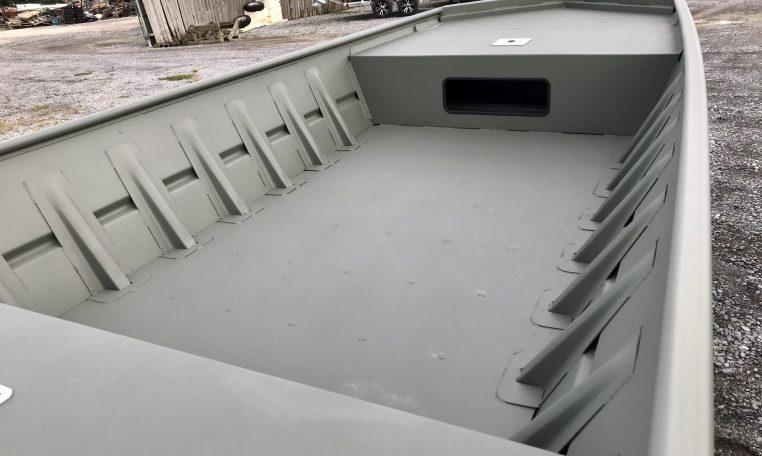 WeldCraft Boats Dealer 17' Aluminum Floor