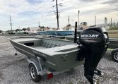 WeldCraft Boats Dealer 17' Mercury 40 Ez Loader Trailer