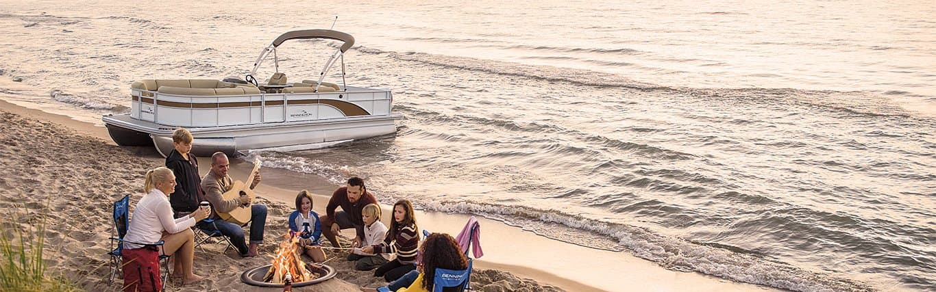 Bennington Pontoon Boat Dealer Louisiana Texas