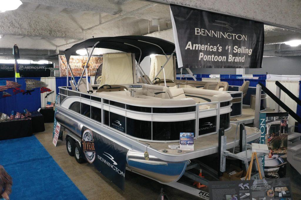 Bennington Pontoon Boat Dealers Lake Charles Louisiana Boat Show