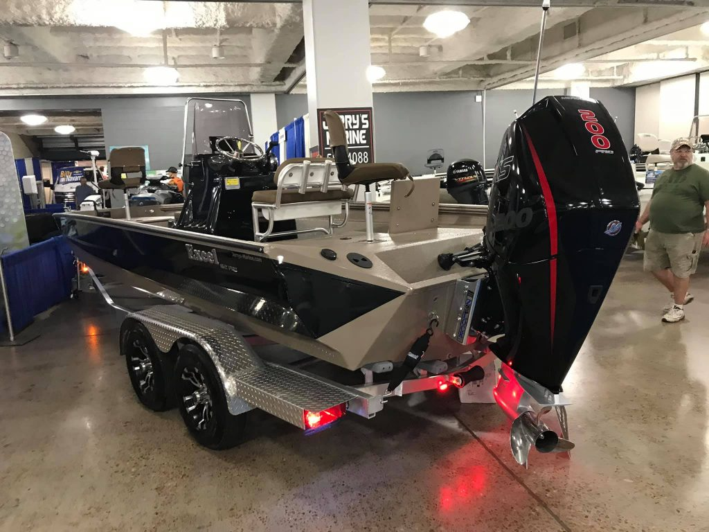 Excel Aluminum Bay Fishing Boats Dealer Lake Charles Louisiana Boat Show
