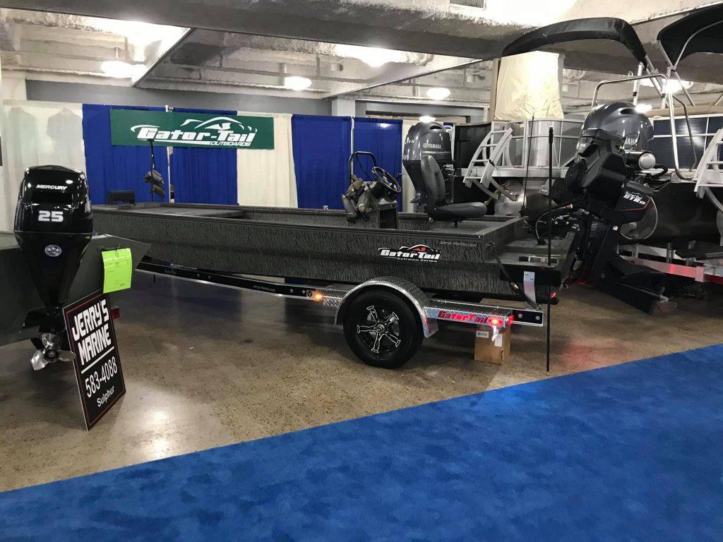 GatorTail Boats and Surface Drive Mud Motors Dealer Lake Charles Louisiana Boat Show