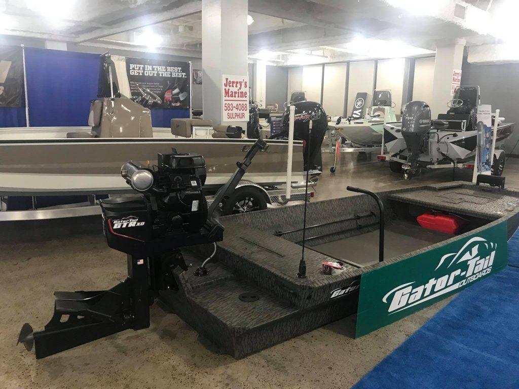 GatorTail Rigs Boats Motors Dealer Lake Charles Louisiana Boat Show
