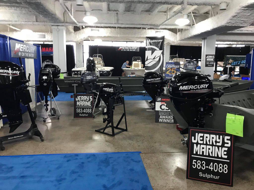 Mercury Outboard Motors Dealer Lake Charles Louisiana Boat Show