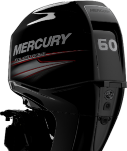Mercury Outboards Fourstoke 2 to 60