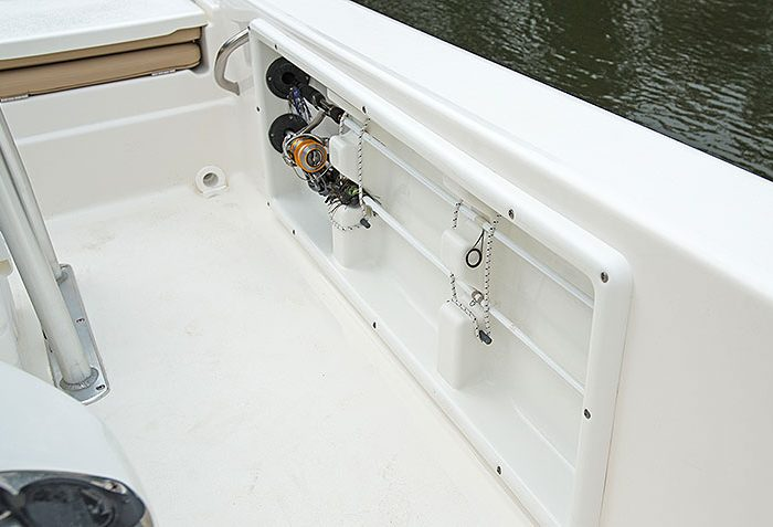 NauticStar Boats Dealer 195 Rod Holders