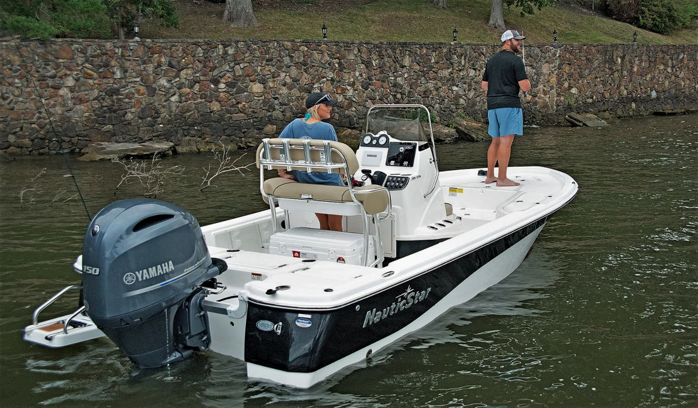 NauticStar Boats Dealer 215 XTS Fishing Louisiana and Texas