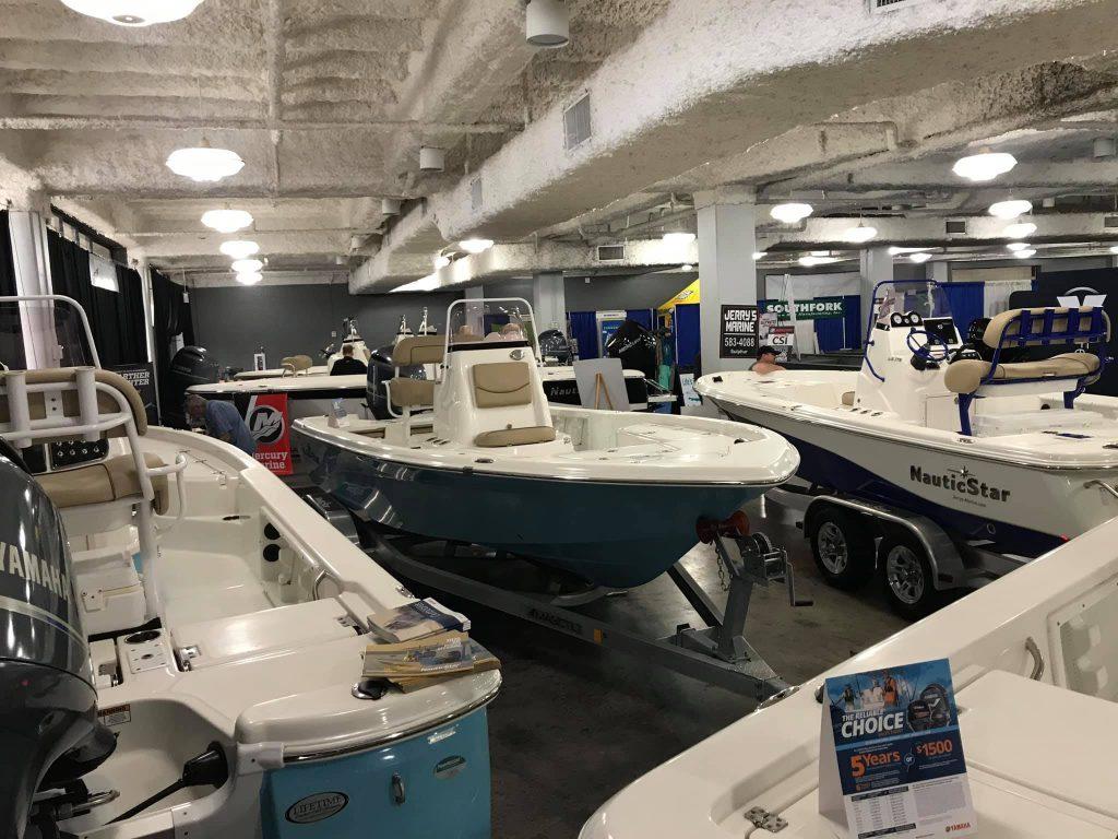 NauticStar Bay Fishing Boats Dealers Lake Charles Louisiana Boat Show