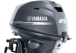 Yamaha Outboards 25 20 15 HP Fourstroke