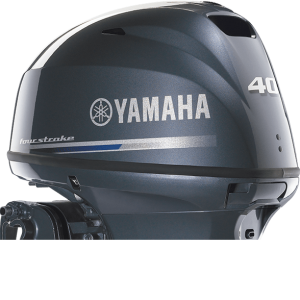 Yamaha Outboards 30 40 HP Fourstroke